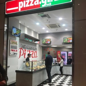 Pizza.gr - The Mall Athens